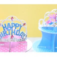 파티N 생일파티 티아라