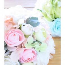 홈파티N 테이블 꽃장식[우리아이생일 파티와 결혼프로포즈 테이블장식 그리고 셀프파티할때 강추]