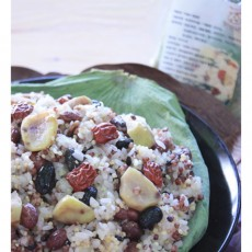 아침N 연잎밥[이제 집밥으로 건강은 건강할때 지키자! 간편하고 건강한 찰진 오곡이 한가득]