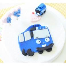 우리아이 생일날N 재미난 버스타자~ 붕붕카떡케익