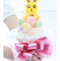 입학식, 졸업식, 행사엔! 사탕 대신 떡으로 장난감 사탕부케를~! [ 장난감 부케떡 ] (최소주문 5개)