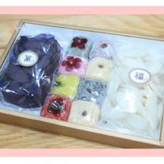 운수대통 새해인사 ~! 오색떡국떡 선물세트 2호 (최소주문 8개)
