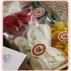 운수대통 새해인사 ~! 오색떡국떡 선물세트 3호 (최소주문 5개)