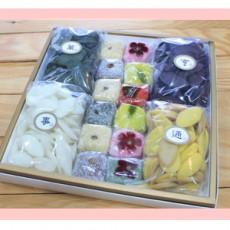 운수대통 새해인사 ~! 오색떡국떡 선물세트 5호 (최소주문 5개)